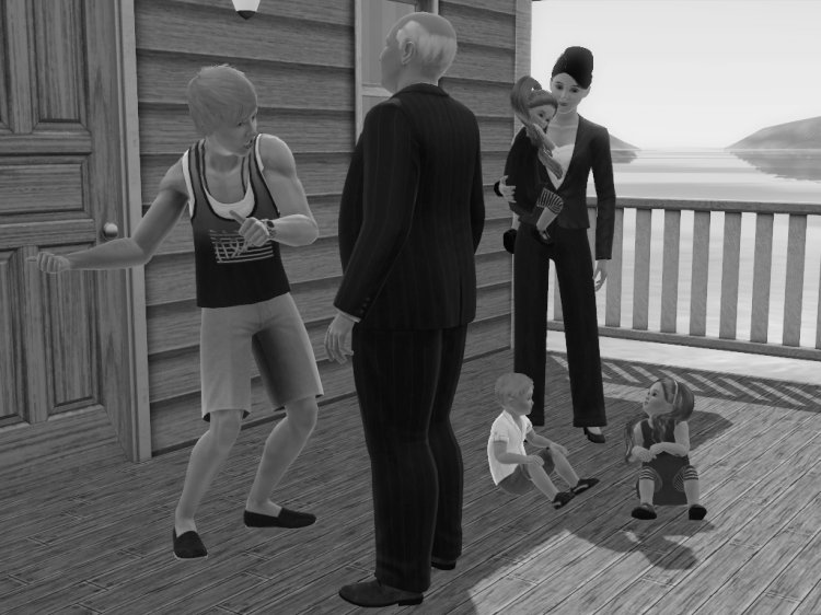 [Actif] (Sims 3) Mattew River Boated10