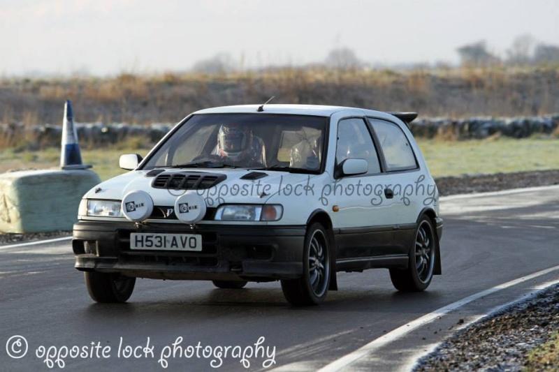 My MSA rally Pulsar Gtr11