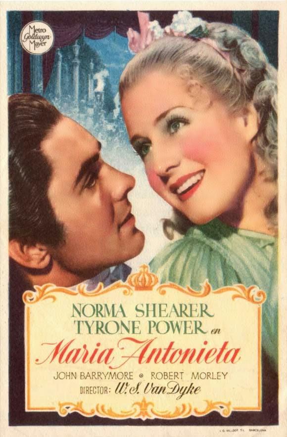 Marie Antoinette avec Norma Shearer (Van Dyke) - Page 6 1938ma10