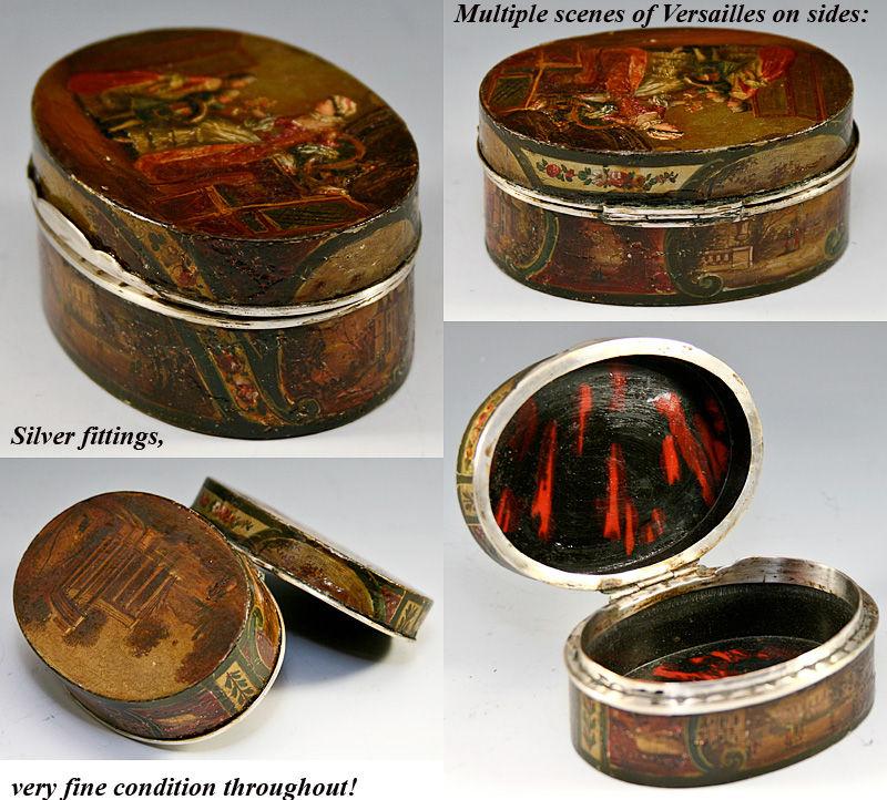 A vendre: meubles et objets divers XVIIIe et Marie Antoinette 227_1310