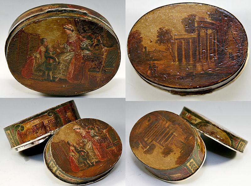A vendre: meubles et objets divers XVIIIe et Marie Antoinette 227_1312