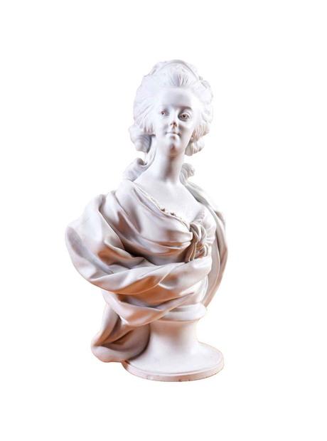 A vendre: bustes Marie Antoinette 2824-310