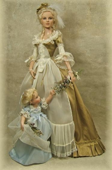 Poupées et jouets Marie Antoinette 3fce6c10