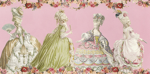 Why Millennials Are Obsessed With Marie Antoinette 50e6b410