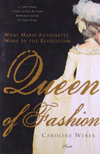 vidéo, Caroline Weber sur Marie Antoinette Queen of Fashion 51ozz010