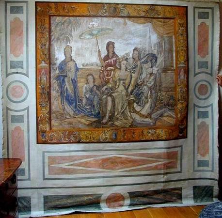 A vendre: meubles et objets divers XVIIIe et Marie Antoinette 68650-10