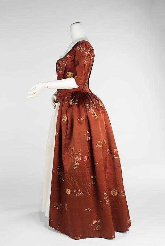 robes XVIIIe: styles, couleurs et matières  69_78_11