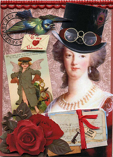 Marie Antoinette steampunk 84466010
