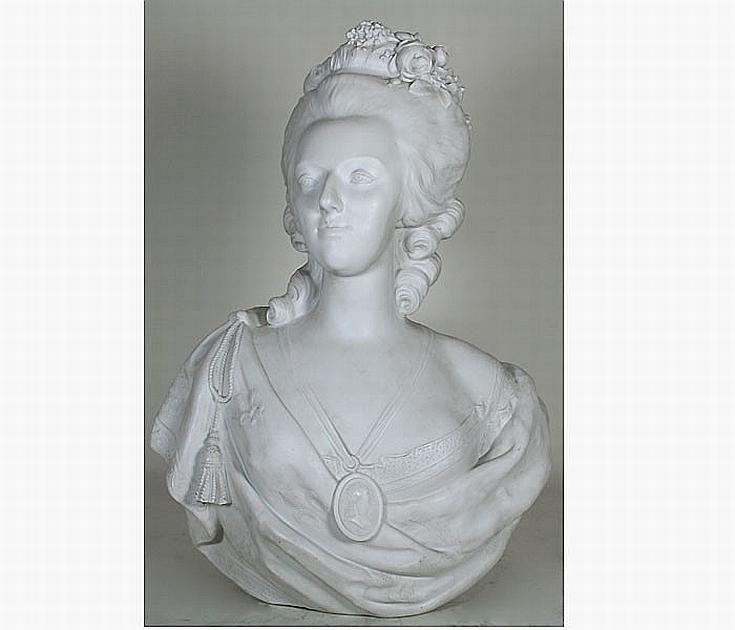 A vendre: bustes Marie Antoinette 9947610