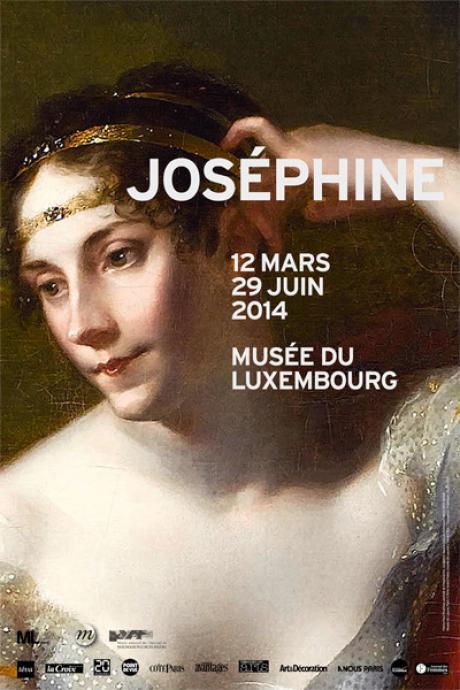 Exposition «Joséphine»  au Musée du Luxembourg Aff_lu10