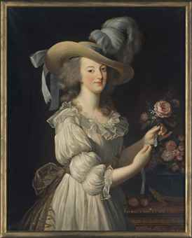 Marie Antoinette, portraits d'après Elisabeth Vigée Lebrun  - Page 2 After_10