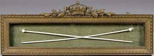 Vente de Souvenirs Historiques - aux enchères plusieurs reliques de la Reine Marie-Antoinette Artles10