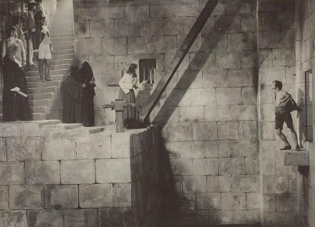 Cagliostro (Suzanne Bianchetti) réalisé en 1929 par Richard Oswald Caglio11