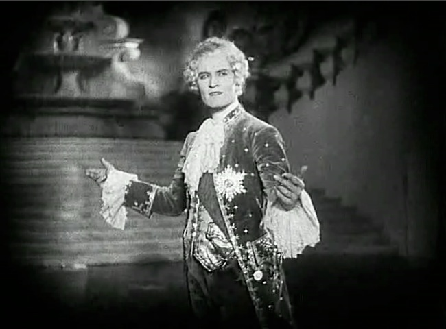 Cagliostro (Suzanne Bianchetti) réalisé en 1929 par Richard Oswald Caglio12