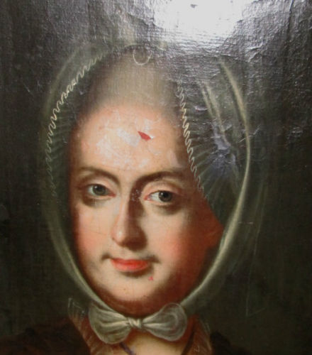 Portraits de Marie-Caroline, Reine de Naples, soeur de Marie-Antoinette Caroli10