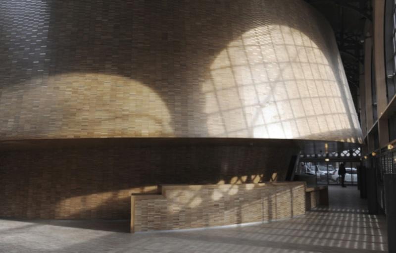 Le renouveau du Carreau du Temple Carrea13