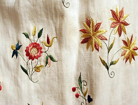 robes XVIIIe: styles, couleurs et matières  Ci66_312