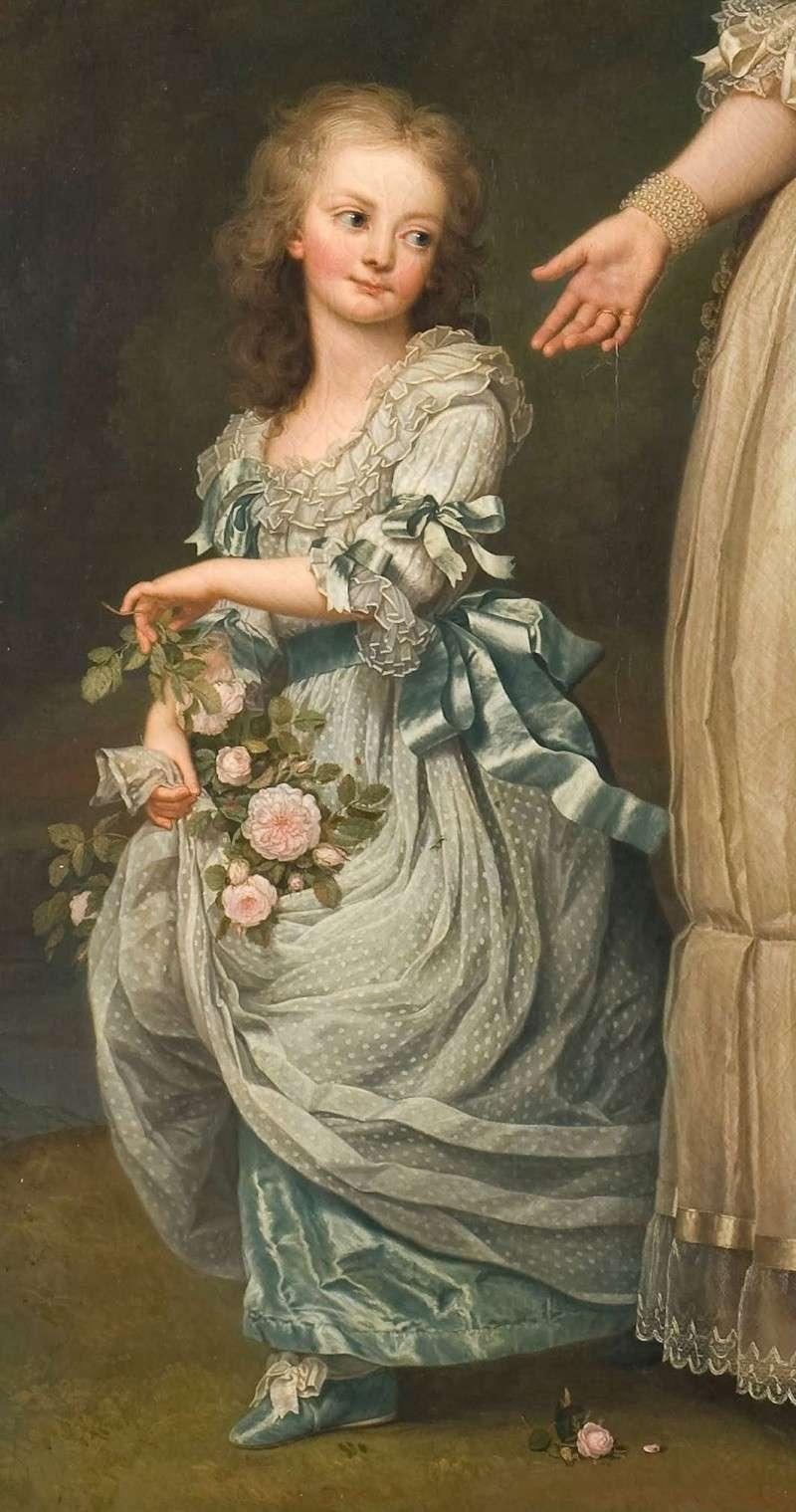 The Devil Wears A White Dress: Antoinette et la chemise  Detail11