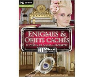 Jeux divers sur Marie-Antoinette et/ou la Révolution Enigme10