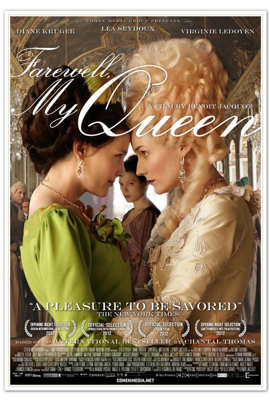 """Nos avis sur le film """"Les Adieux à la Reine"""", avec Diane Kruger de Benoît Jacquot - Page 21 Farewe10"""