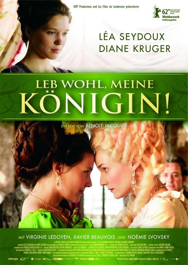 """Nos avis sur le film """"Les Adieux à la Reine"""", avec Diane Kruger de Benoît Jacquot - Page 21 Farewe11"""