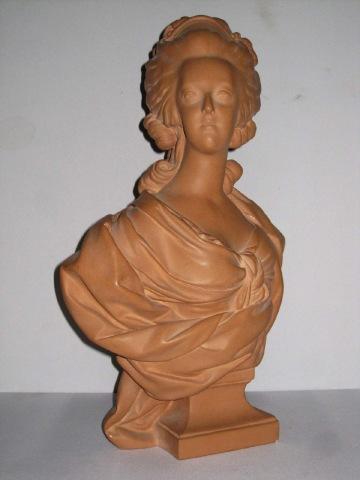 A vendre: bustes Marie Antoinette Foto-f10