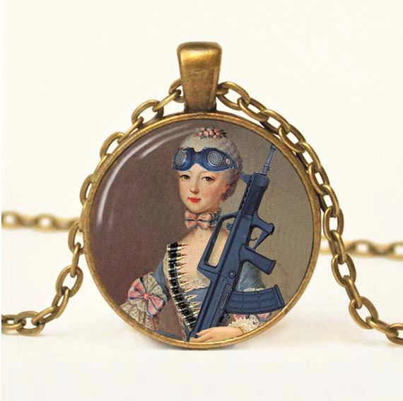 Marie Antoinette steampunk Il_57010