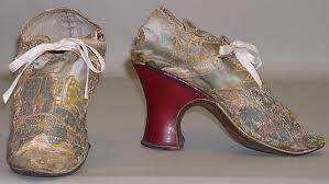 Les chaussures du XVIIIe siècle Images12