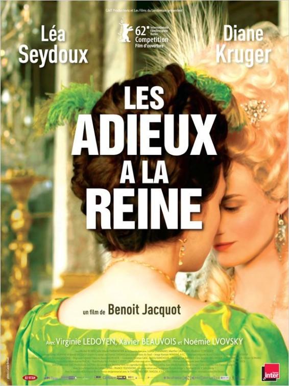 """Nos avis sur le film """"Les Adieux à la Reine"""", avec Diane Kruger de Benoît Jacquot - Page 21 Les_ad10"""