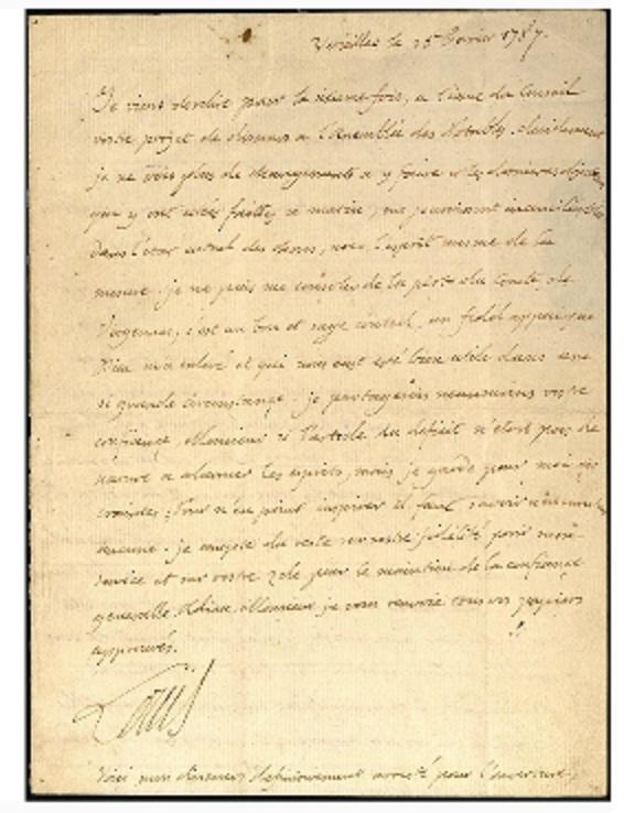 Correspondance et écrits du Roi Louis XVI - Page 7 Loulou16