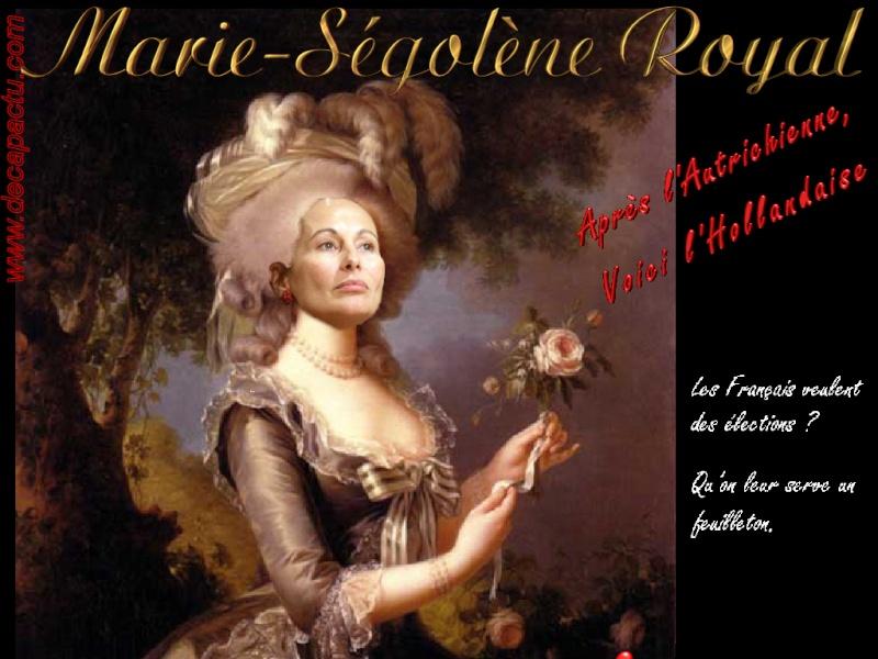 politique - Marie-Antoinette dans la politique actuelle - Page 31 Marie-32