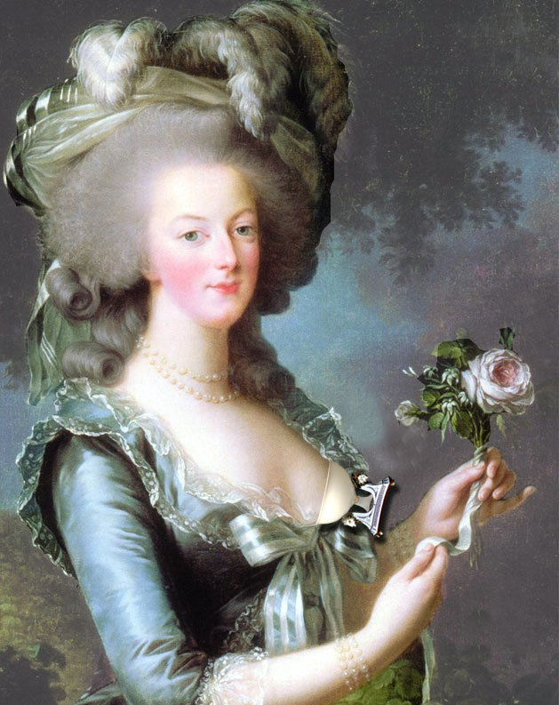 Variations sur le portrait à la rose - Page 2 Marie-57