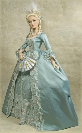 Poupées et jouets Marie Antoinette Marie212