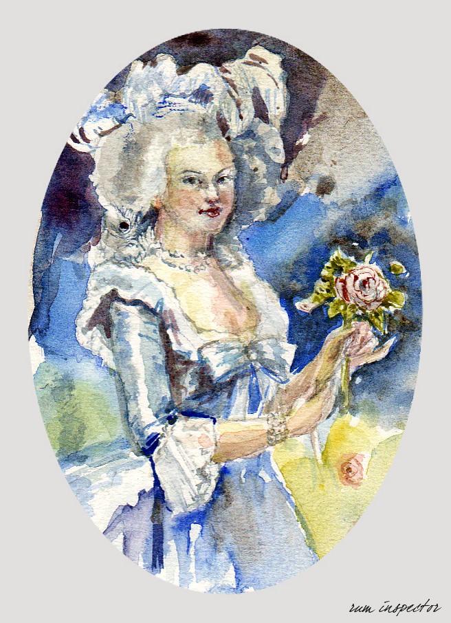 Variations sur le portrait à la rose - Page 2 Marie_40