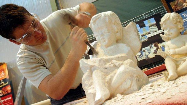 Versailles: la fête aux métiers d'art Metier10