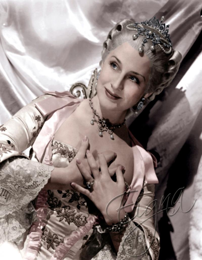 Marie Antoinette avec Norma Shearer (Van Dyke) - Page 6 Norma-10