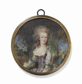 A vendre: miniatures de Marie Antoinette et de ses proches Pierre11