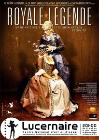 Royale Légende: L'amitié entre Antoinette et le Chevalier d'Eon  Royale10