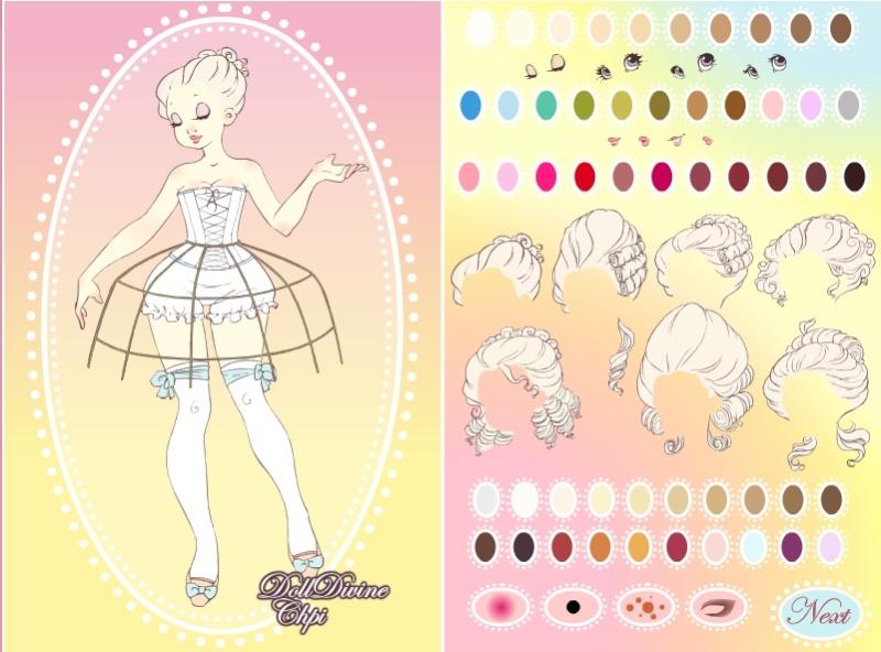 Poupées et jouets Marie Antoinette Sans_t10