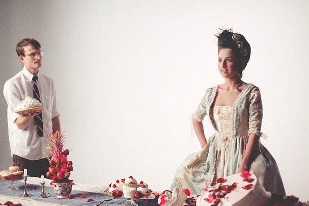 Films sur Marie-Antoinette : anachronismes et photos de tournage Screen16