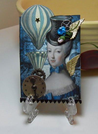 Marie Antoinette steampunk Steamp10