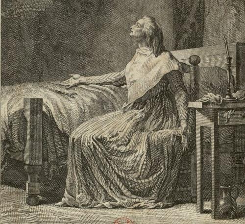 La Conciergerie : Marie-Antoinette dans sa cellule. - Page 3 Tumbl108