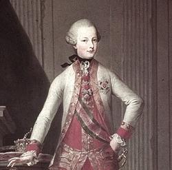 16 mai 1770: Mariage en personne du Dauphin et de Marie-Antoinette Tumblr11