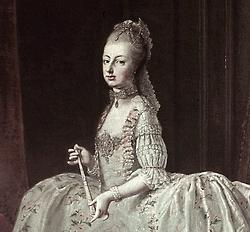 16 mai 1770: Mariage en personne du Dauphin et de Marie-Antoinette Tumblr12