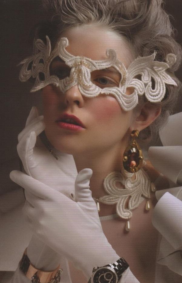 Antoinette et les fashionistas des blogs Tumblr34