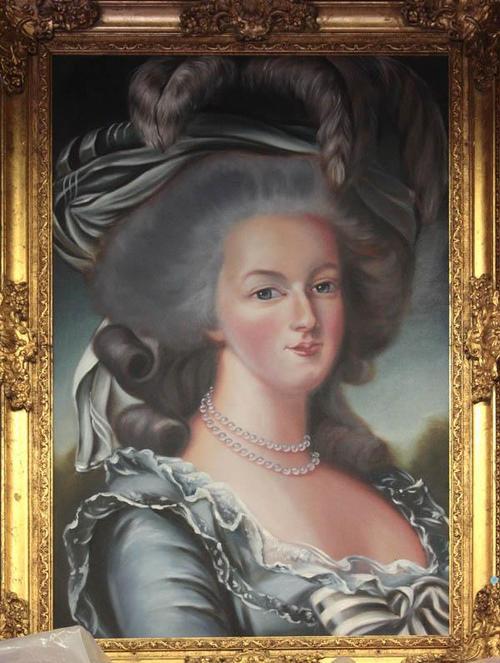 Marie Antoinette, portraits d'après Elisabeth Vigée Lebrun  - Page 2 Tumblr96