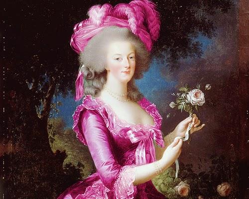 Parfums inspirés par Marie Antoinette Vigc3a11