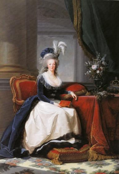 Marie Antoinette, portraits d'après Elisabeth Vigée Lebrun  - Page 2 Vigeem11