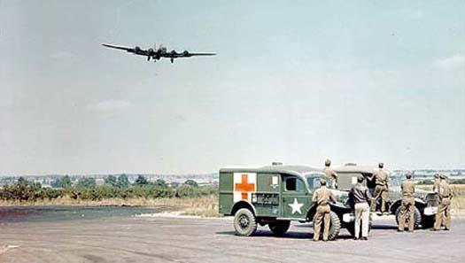 Belles et rares images d'époque. B-17me10