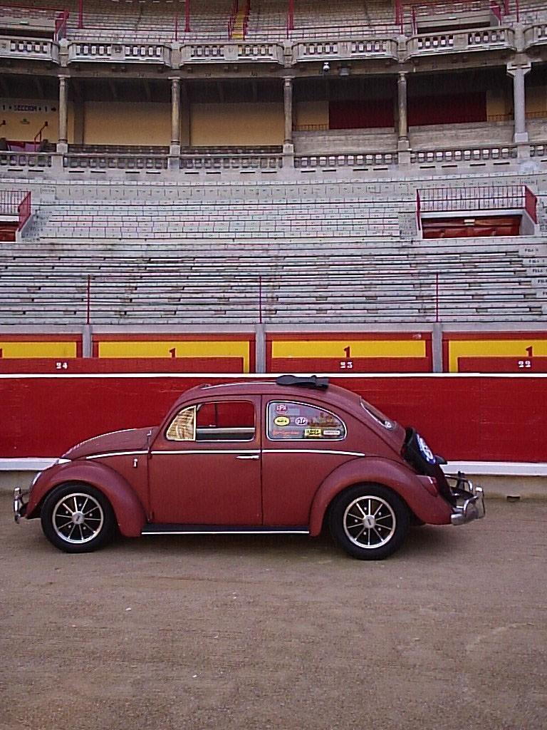 FOTOS Encierro de Escarabajos PAMPLONA... septiembre 2006 Pa280010
